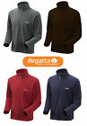 Regatta Mens Thompson Light Weight Warm Fleece - RMA021 - Outdoor Clothing