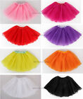 1pc Baby Girl Kids Full Tutu Pettiskirt Skirt Dancewear Ballet Clothes Outfit