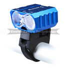 Waterproof Bike Light Battery 4 18650 Bicycle Lamp Rechargeable Rainproof Jacket