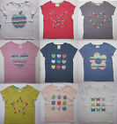 Girls top MINI BODEN Tshirt short sleeve 2 3 4 5 6 7 8 9 10 11 12 years NEW!