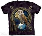 THE MOUNTAIN SPELLKEEPER OWL MAGIC WIZARD SPELLBOOKS T TEE SHIRT S-5XL