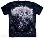 THE MOUNTAIN WAR ANGEL ANGELS DEMON DEMONS BATTLE CHAOS FIGHT T TEE SHIRT S-5XL