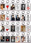 Nick Carter Keychain - Many Different Designs To Choose From