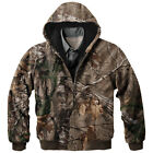 Dri Duck REALTREE XTRA Cheyenne Camo Hooded Camouflage quilted Jacket S-6XL