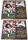 Ray Guy #8 2014 Pro Football Hall of Fame Photo Plaque Oakland Raiders Legend $26.95 USD