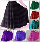 @A603 MAXI TIERED SKIRT BOHO RAYON MADE TO ORDER S M L XL 1X 2X 3X 4X 5X 6X