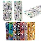 Colorful Hollow Butterfly Design Hard Plastic Case Cover Shell For iPhone 5 5S