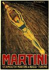 MARTINI DRINK.. Classic Retro Advertising Poster A1 A2 A3 A4 Sizes