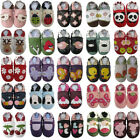 Carozoo Baby Girl Shoes Up To 7-8years Soft Sole Leather Kids Shoes