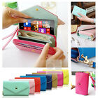 Crown Wristlet Leather Wallet Case Cover Purse Card Slot For Nokia Lumia 925 920