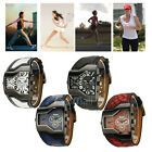 2015 Fashion OULM Russian Army Military Dual Time Mens Sports Wrist Watch Colors