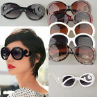 Girl's High Fashion Baroque Swirl ArmsSunglasses Designer Inspired Oversized new