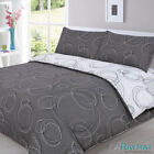 Kensingtons Duvet Cover With Pillow Cases And Fitted Sheet Bedding Set