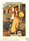 DEUTSCHE AVIATION vintage print poster, large 4 sizes available, Airline 93