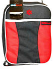 Insulated Lunch Bag Cooler,main compartment has mesh ice pouch,Front slip pocket