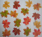 200-500-1000-2000 pcs Fall  Leaves Wedding Autumn Maple Leaf Decorations