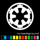 Star Wars Galactic Empire Sticker Vinyl Decal Die Cut - Car Window Wall Decor $7.8 USD