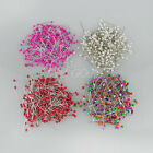 800X Faux Pearl Round Head Dressmaking Pin Wedding Decorating Sewing Craft Pins