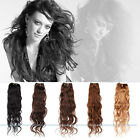 "EXTENSIONS DE CHEVEUX 50g 12""-28"" Remy Natural Wave Human Hair Weaving Weft"