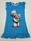 Girls ME TO YOU TATTY TEDDY Nightie next nightdress pyjama age 2 3 4 5 6 7 8 yrs