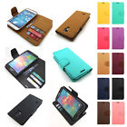 pu-leather card hold stand Wallet case cover w/Silicone case For Galaxy S3/S4/S5