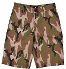 DC SHOES Big Boys (8-20) Off Road Camo Walking Shorts-CamoGray