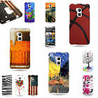 For HTC One Max T6 Hard Slim Design Snap On Phone Cover Shield Case