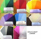 Felt Pack by Dovecraft  8 x  A4 Sheets in a choice of 8 colour schemes
