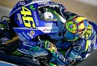 Valentino Rossi - Yamaha 2014 - A1/A2 Poster Print - Jerez #7