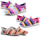 Women Colorful Sport Tennis Shoes Breathable Casual Shoes Jogging Shoes T39