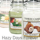 YANKEE CANDLE LARGE JAR  ♥ Variety ♥ 22oz Scented Fresh Floral Christmas Fruit