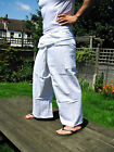 THICK 100% COTTON THAI FISHERMAN TROUSERS PANTS .UK SELLER