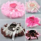 Little princess Newborn Baby Girl Pretty Skirt Tutu Dress Beigi Pink Dress NEW