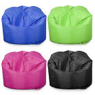 Indoor/Outdoor Garden Cushion Classic Pear Gaming Chair Seat Bean Bag Cover Only