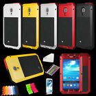 For Samsung Galaxy S4 I9500 Siv Waterproof Snowproof Shockproof Combo Case Phone