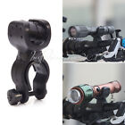 360°Rotation Torch Clip Mount Bike Bicycle Front Light Bracket Flashlight Holder