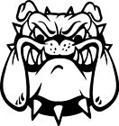 Bulldog 02 Vinyl Decals Window Stickers Vehicle Graphics