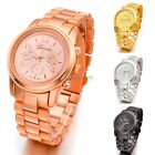 Fashion Ladies Women Girl Unisex Stainless Steel Analog Quartz Wrist Watch ItS7
