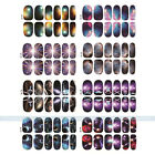 New 3D Nail Art Wrap Foil Star Stickers Decal Full Wraps Acrylic DIY Decorations