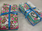 Punch of Paisley 5 piece Fat Quarter Bundle from Fabric Palette 100% cotton