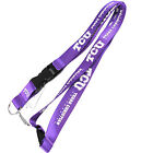 lanyard keychain badge holder NCAA PICK YOUR TEAM B