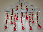 Job Lot 10 x Acrylic Droplet Garlands *For Wishing Trees/Weddings/Centre Pieces*