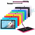 New Bluetooth 7 Google Android 4.2 Tablet 4GB Dual Core Camera A23 WIFI PC 3G