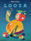 Vintage Looza rare ad print poster, large 4 sizes available
