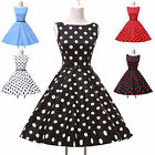 New Dress Clearance Sale Vintage Style 50s Rockabilly Party Prom Office Cocktail