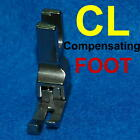 Industrial Sewing Machine Left Compensating Foot Cl1/16n Cl1/32n Cl More Size