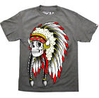 NEW SPRING FATAL CHIEFIN  T SHIRT SURF / SKATEBOARD  WEED LIFESTYLE MEN'S SIZES