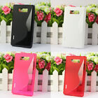 New S-Line Wave Soft TPU Case Back Cover For LG Optimus L7 P700 lovely