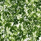 NEW MURIVA FOLIAGE FLORAL LEAF GREEN LEAVES EMBOSSED BLOWN VINYL MURAL WALLPAPER