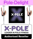 X Pole XPert Latest Version, Includes X Pole Kit Bags, The Professionals Choice